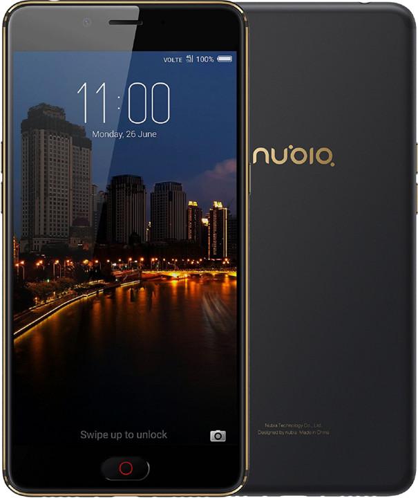 Смартфон ZTE Nubia N2 LTE 4Gb 64Gb Blac…
