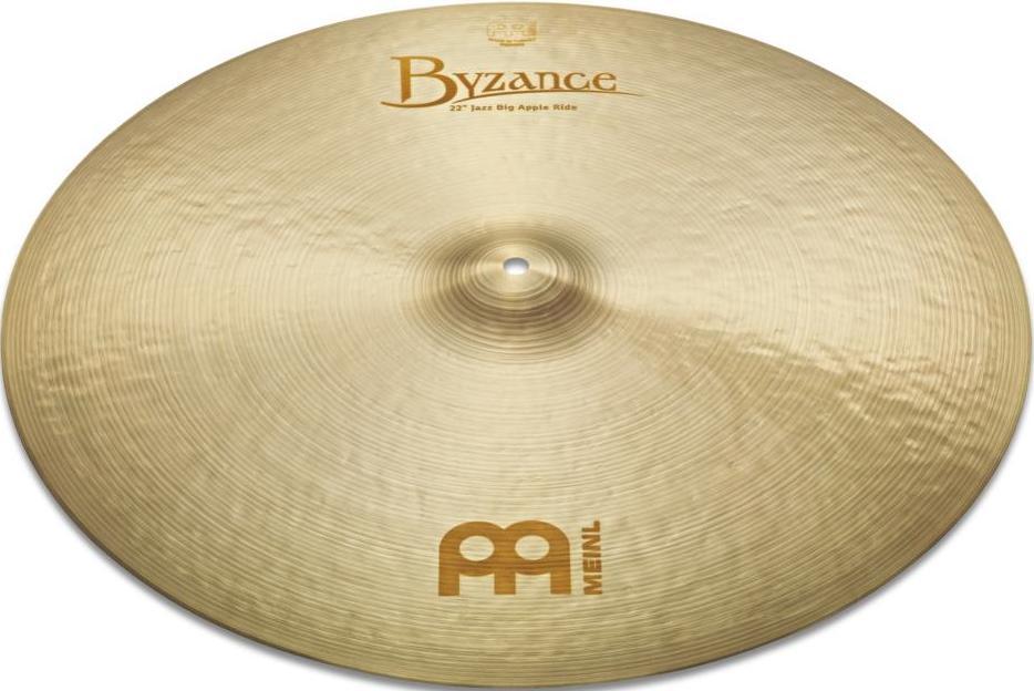 "Тарелка Meinl Byzance Jazz Big Apple Ride 20"""