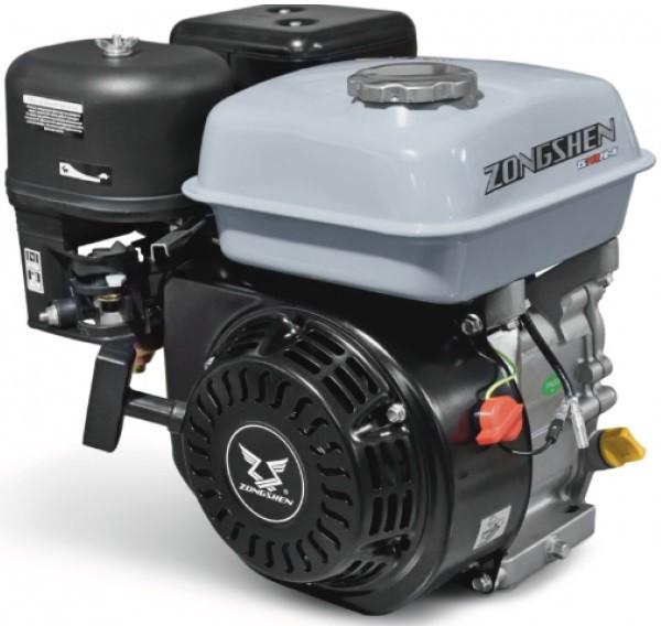 Двигатель Zongshen ZS168FBE-4 (с катушкой 12В, 6.5 л.с.)