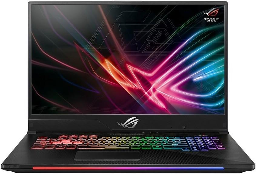 """Ноутбук Asus ROG Scar II GL704GV-EV039T 17,3""""/2,2GHz/16Gb/1TbSSD/RTX2060/W10 Grey"""