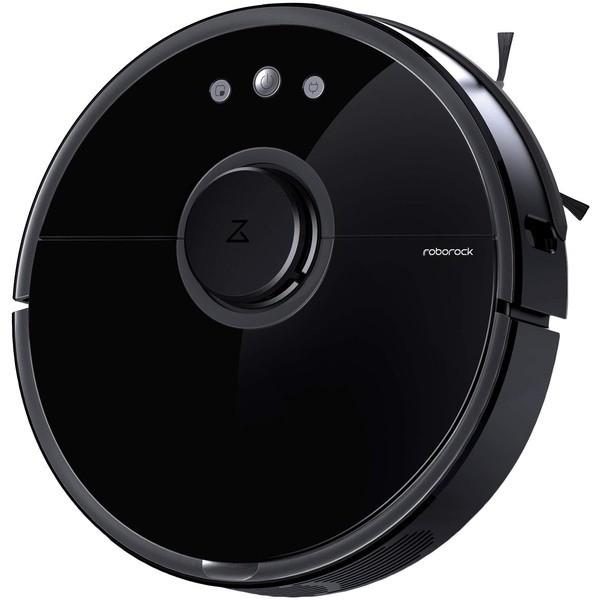 Робот-пылесос Xiaomi Roborock Robot Vacuum Cleaner S5 черный (S552-02)