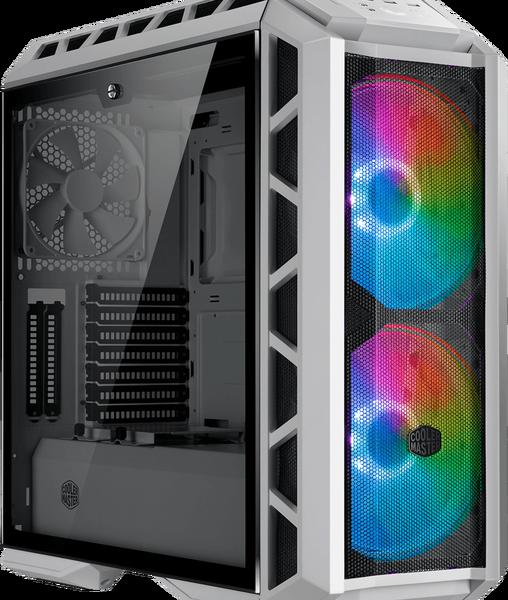 Корпус для компьютера Cooler Master MasterCase H500P White