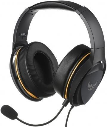 Гарнитура Asus TUF Gaming H5 Black/Yellow