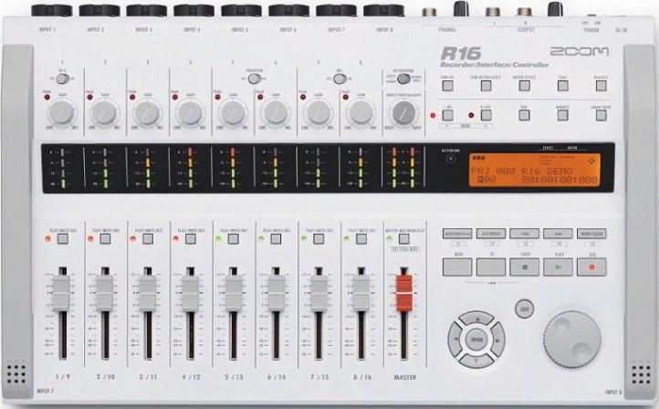 Портативный рекордер Zoom R16