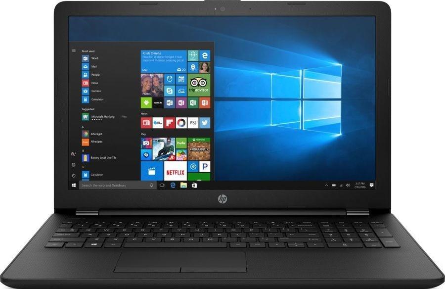 "Ноутбук HP 15-bs180ur 15,6""/2,3GHz/4Gb/500Gb/W10 Black"