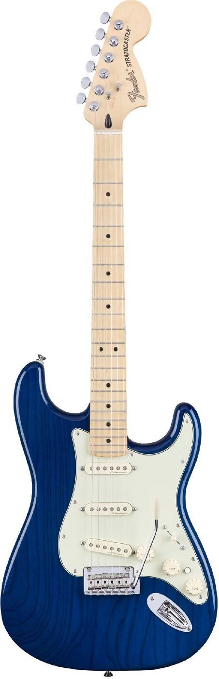 Электрогитара Fender Deluxe Strat MN SBT