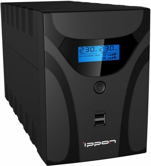 ИБП Ippon Smart Power Pro II Euro 1200VA