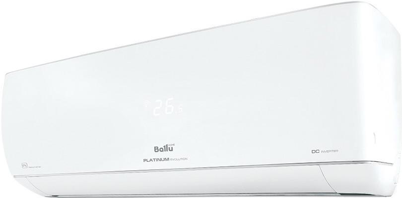 Кондиционер Ballu Platinum Evolution BSUI-09HN8