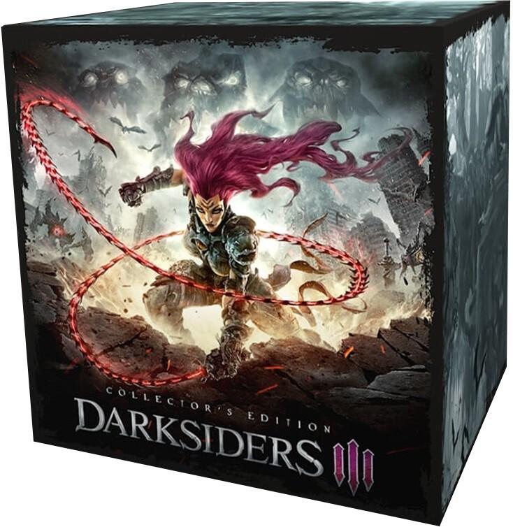 Игра Darksiders III Коллекционное издание PC русская версия
