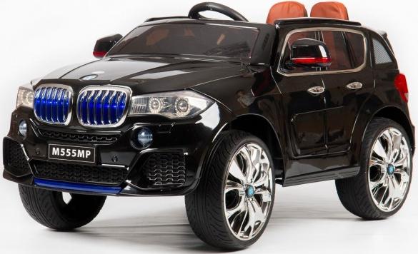 Электромобиль Barty BMW X5 M555MP Black (кузов F-15 performance)