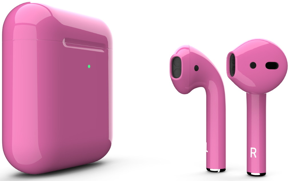 Наушники Apple AirPods 2 2019 Gloss Pin…