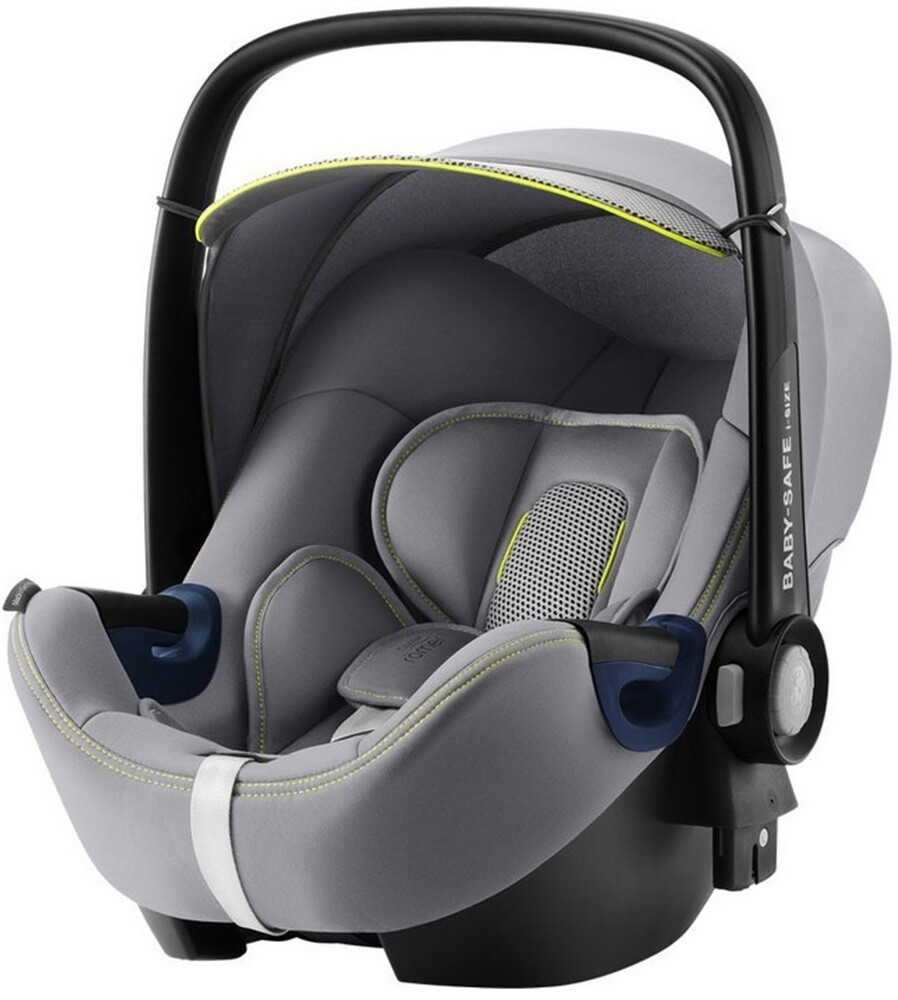 Автокресло Britax Roemer Baby-Safe2 i-Size Cool Flow Silver (0-13 кг)