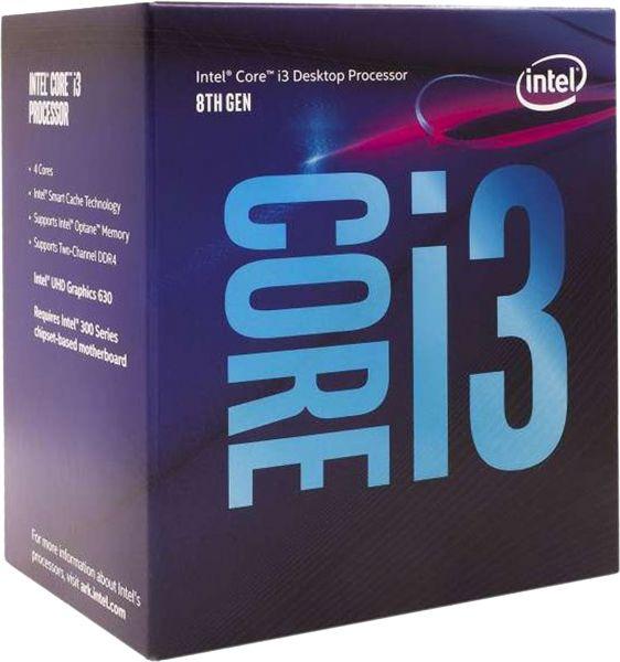 Процессор (CPU) Intel Core i3-8100 3.6GHz SR3N5 BOX