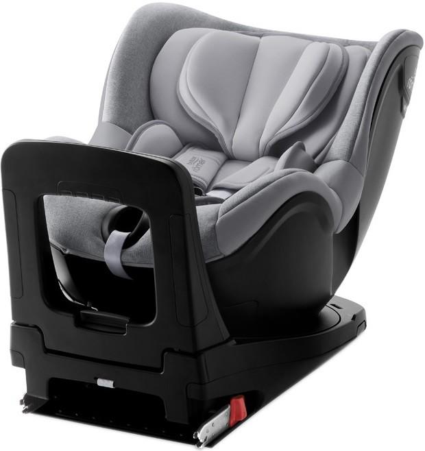 Автокресло Britax Roemer Dualfix i-Size Grey Marble (0-18 кг)