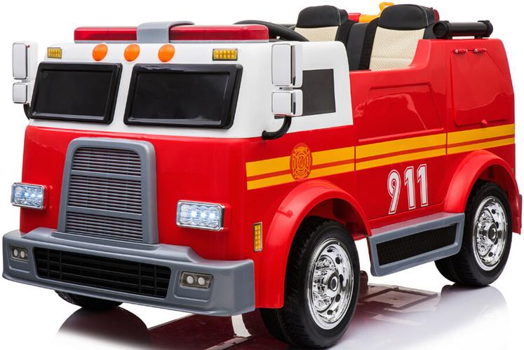 Электромобиль Barty 911 M010MP 4х4 (двухместный)