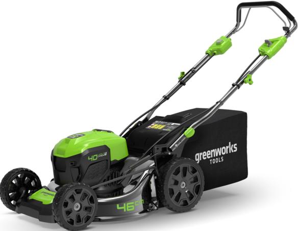 Газонокосилка Greenworks 40V G-Max GD40…
