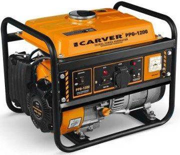 Электрогенератор Carver PPG-1200