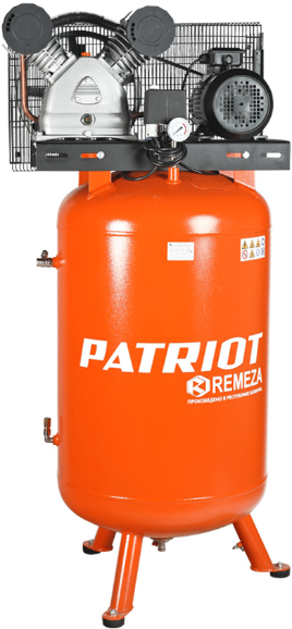 Компрессор Patriot Remeza СБ 4/Ф-270 LB-50 В