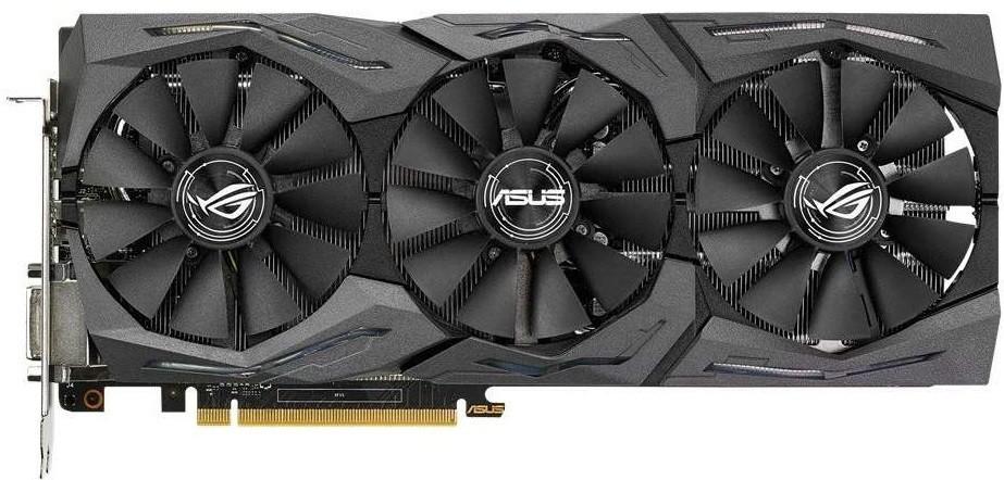 Видеокарта Asus GeForce GTX 1060 ROG St…