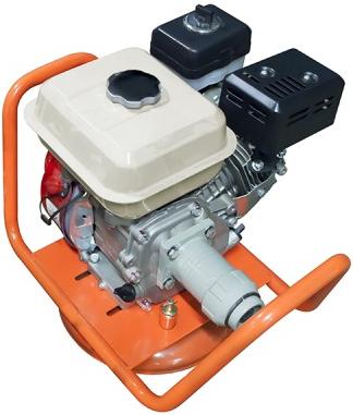 Привод бензиновый Grost VGB 4000 W