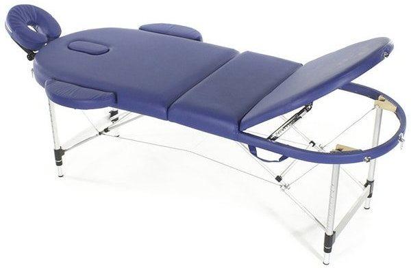 Массажный стол Medmos JFAL03 М/К Blue
