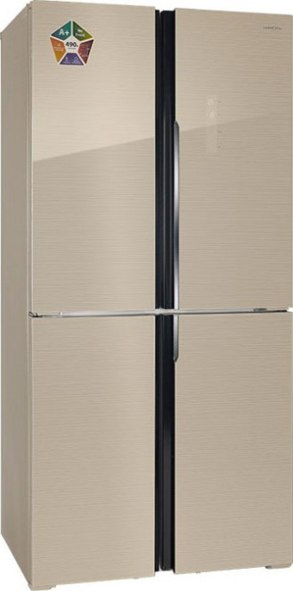 Холодильник Hiberg RFQ-490DX NFGY