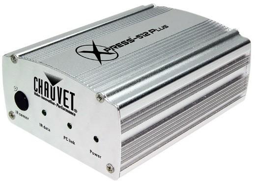 DMX-интерфейс Chauvet-DJ Xpress 512