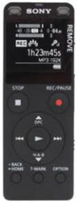 Диктофон Sony ICD-UX560 4Gb Black