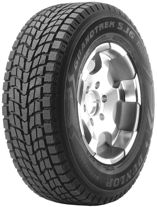 Комплект шин Dunlop Grandtrek SJ6 205/70 R16 97Q (З)