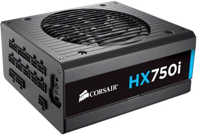 Блок питания Corsair HX750i 750W