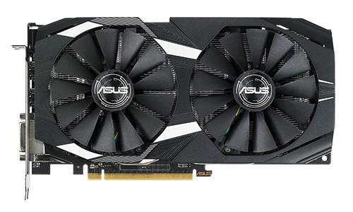 Видеокарта Asus Radeon RX 580 Dual OC 8Gb