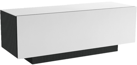 Тумба для ТВ MetalDesign МВ-70.120.01.31 Black/White