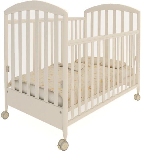 Кроватка Papaloni Луи бежевый