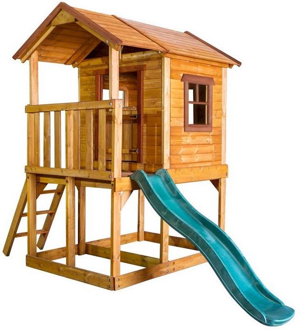 Игровой домик Babygarden (на платформе)