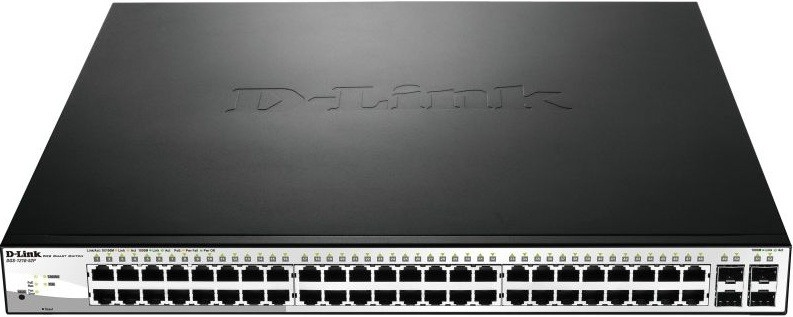 Коммутатор D-Link DGS-1210-52/F1A
