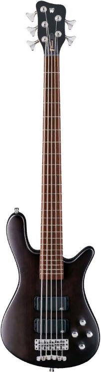 Бас-гитара Rockbass Streamer STD 5 NB TS Black