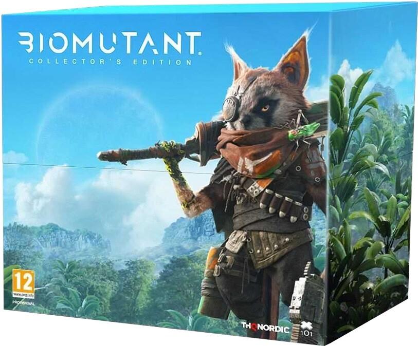 Игра Biomutant Коллекционное издание PC русская версия