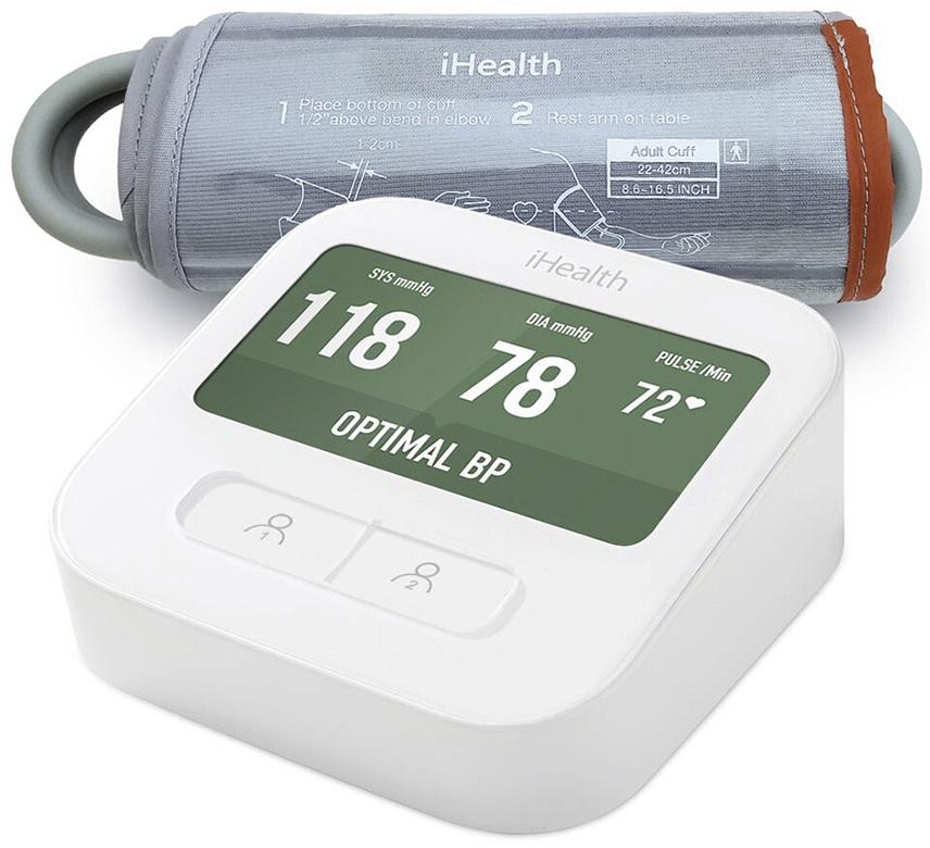 Тонометр Xiaomi Mi iHealth Smart Blood Pressure Monitor 2