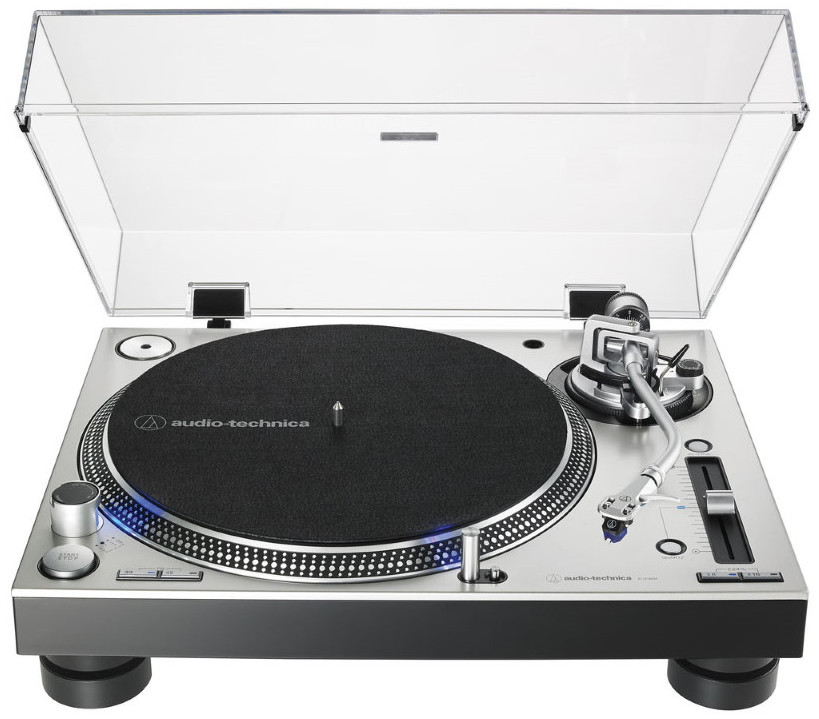 Проигрыватель Audio-Technica AT-LP140XP Silver