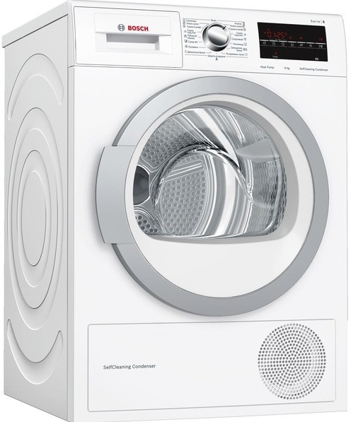 Сушильный автомат Bosch WTW85469OE