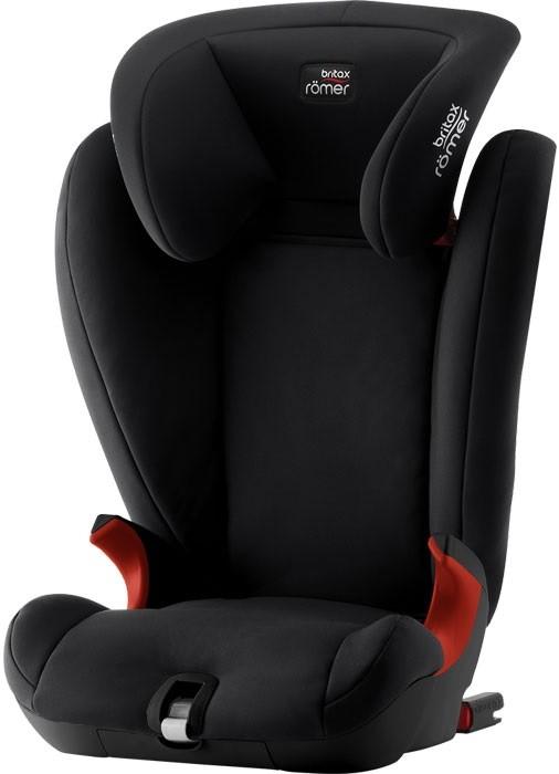 Автокресло Britax Roemer Kidfix SL Black Series Cosmos Black (15-36 кг)