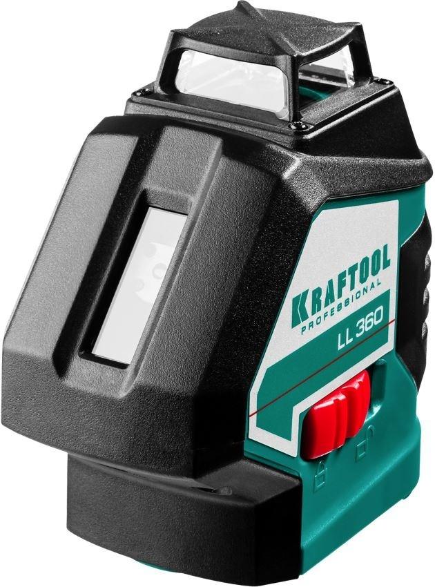 Нивелир Kraftool LL360-2