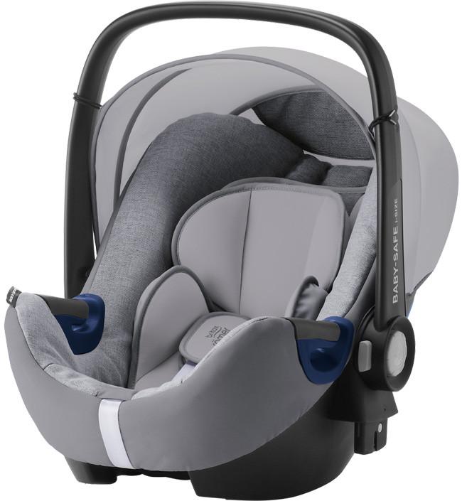 Автокресло Britax Roemer Baby-Safe2 i-Size Grey Marble (0-13 кг)