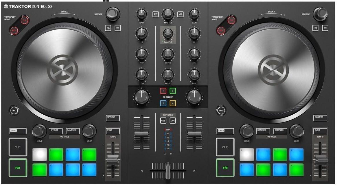 Dj-контроллер Native Instruments Trakto…