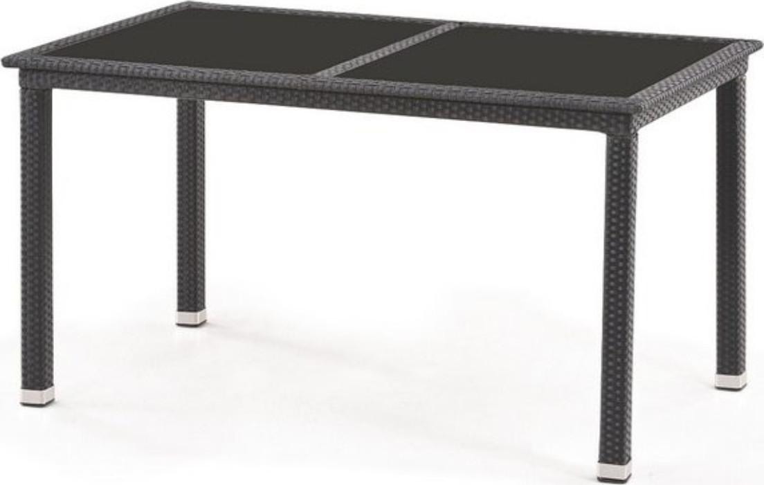 Стол Афина-Мебель T285A-W5 черный