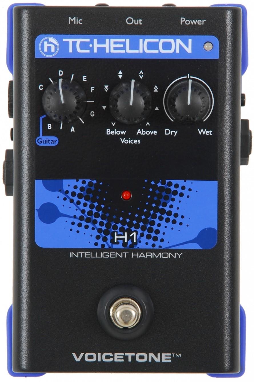 Прибор звуковой обработки TC Helicon VoiceTone H1
