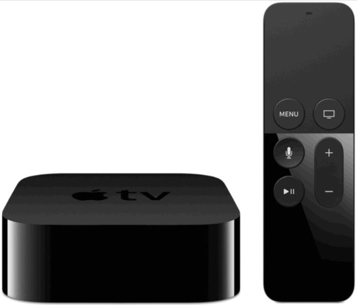Медиаплеер Apple TV 4Th Generation 32Gb