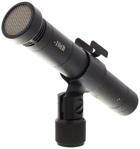 Микрофон Октава МК-012-01 черный