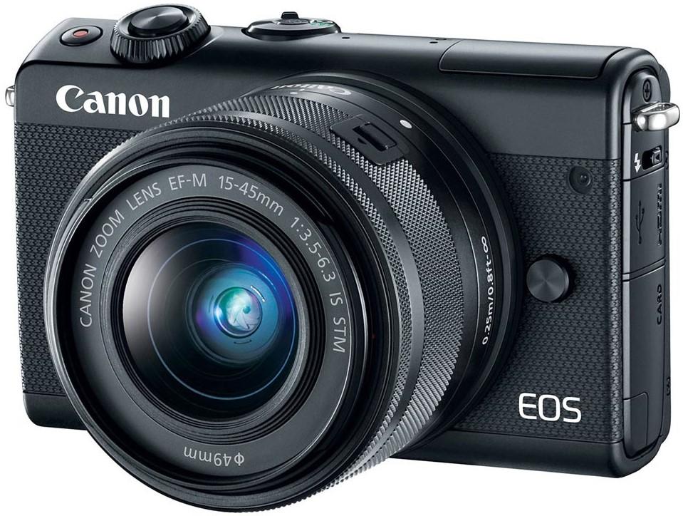 Фотоаппарат Canon EOS M100 Kit 15-45mm …