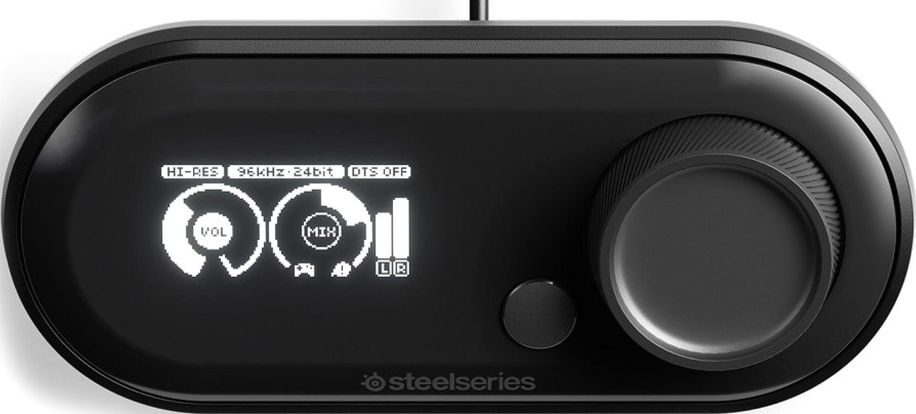 Усилитель SteelSeries GameDAC Black